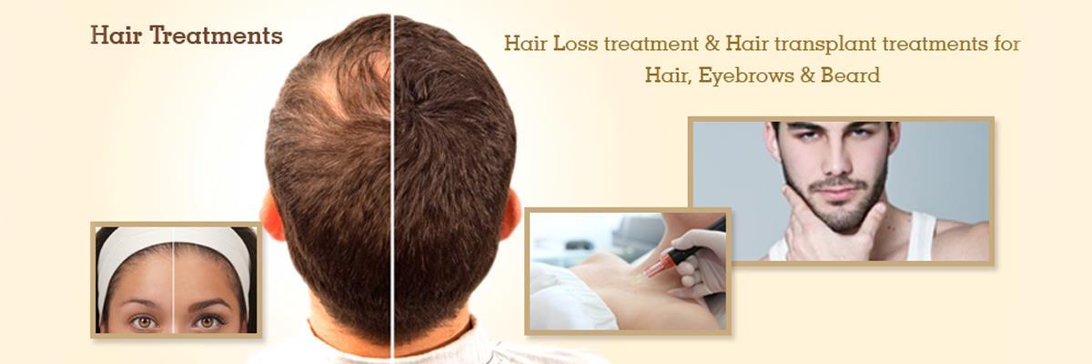 Hair Treatments Mod Innovative Care